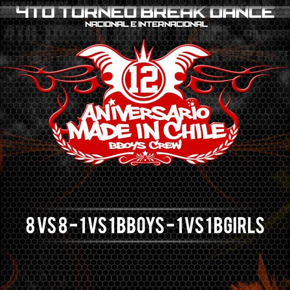 MADE IN CHILE BBOYS
