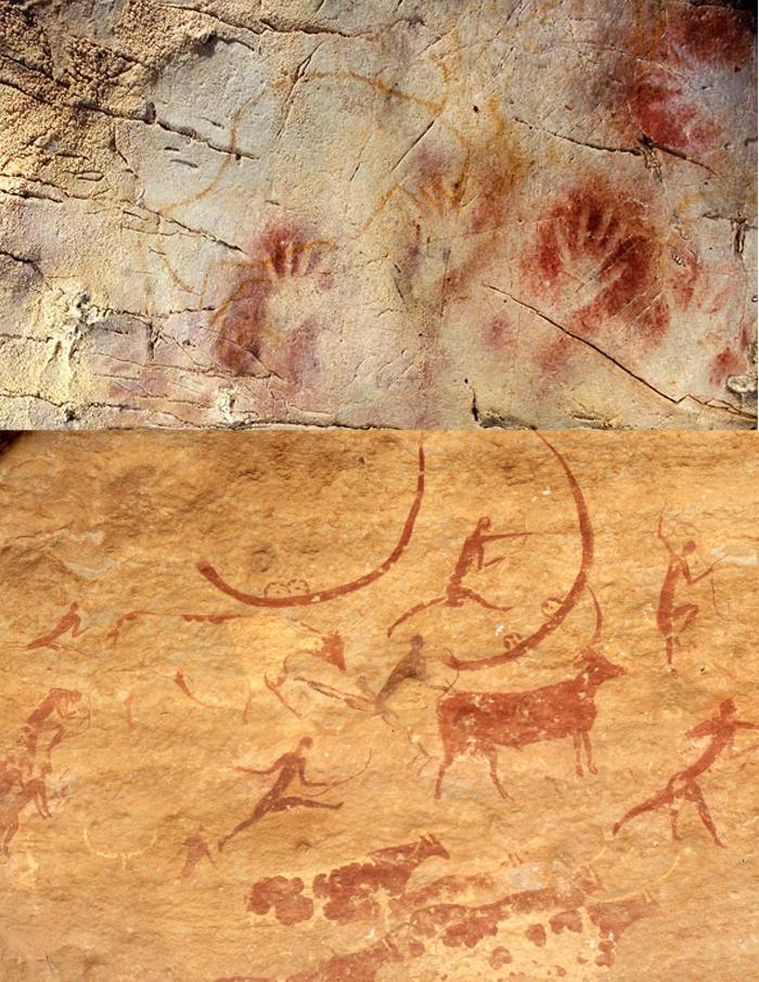 graffiti rupestre